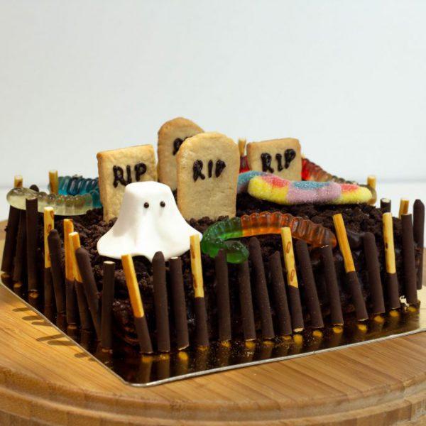 Graveyard Brownie (2)